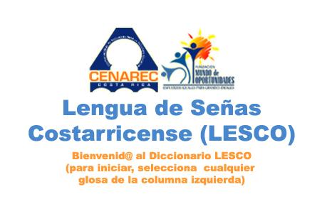 Diccionario Lesco